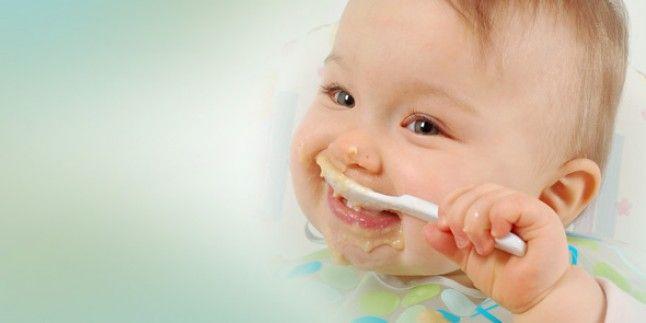 Bebeklerde Ek Gıdaya Ne Zaman Başlamalı
