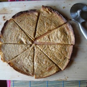 Easy Pan Pizza With Potato, Onion, And Rosemary (Vegan) Recipes ...