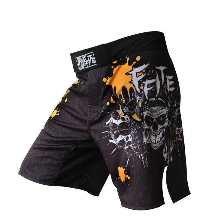MMA shorts kick boxing muay thai shorts trunks mma cheap shorts camo muay thai sanda boxe fight wear yokkao bermuda mma