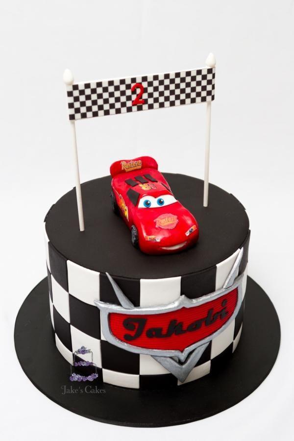 Torte Cake Design Cars : Cars Cake - Cake by Jake s Cakes Torte per bambini ...