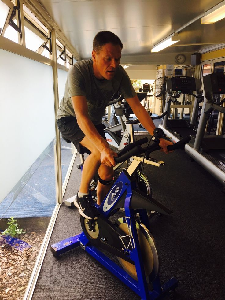 Me after one hour on this bike machine in a local gym. #cycling #roadbiking #training #ironmantraining #nelson #newzealand