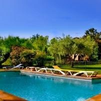Cal Carreter, Madremanya, The Swimming Pool