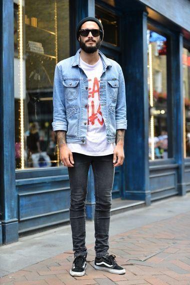 Photo   No:43374   メンズファッションスナップ フリーク - 男の着こなし術は見て学べ。