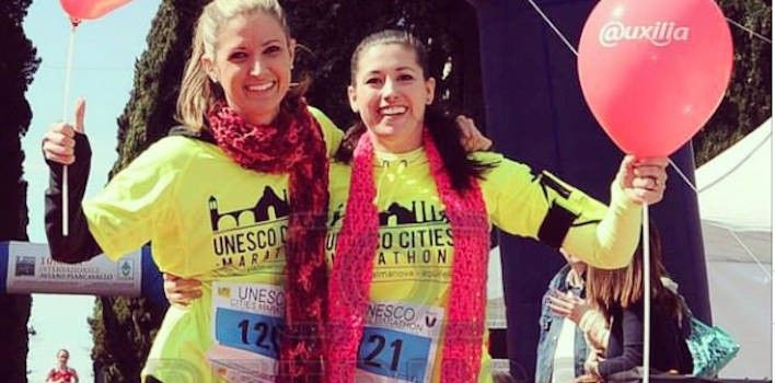 Boston Marathon Survivor Rebekah Gregory Competes In First Race