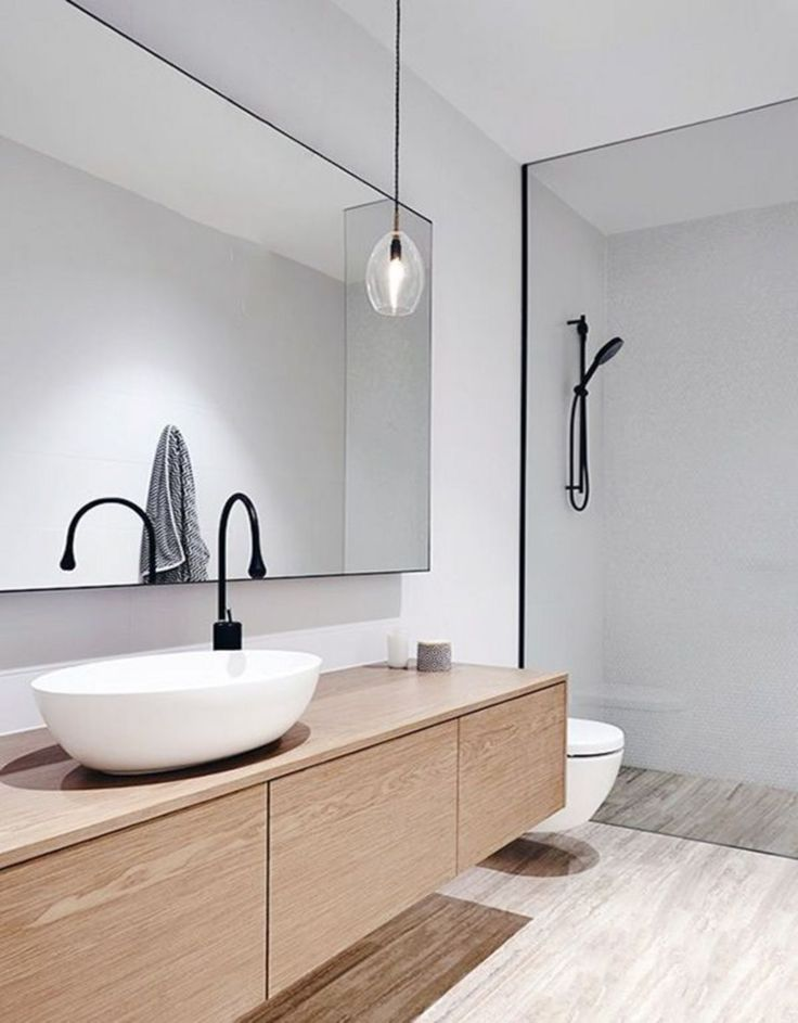 10 Charming Minimalist Bathroom Design Inspiration You Need to Apply