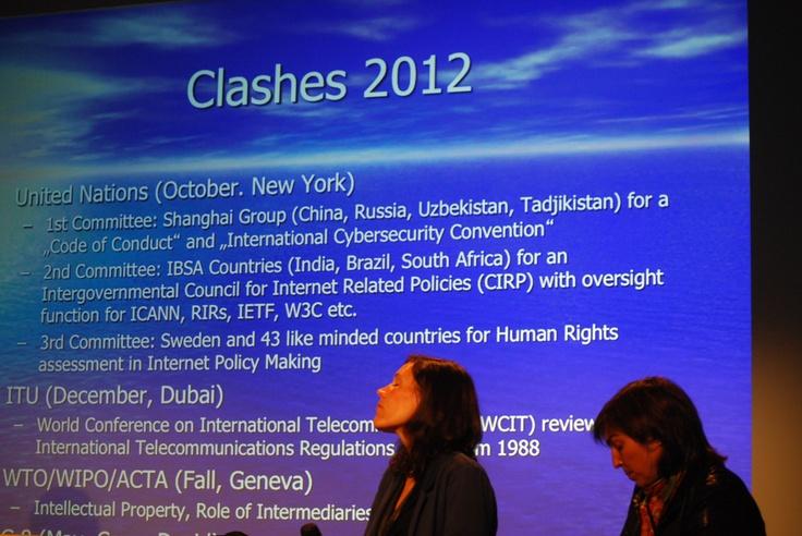 Deutsche Delegation in Dubai: Wie ist ihre Position zur Internet-Regulierung? #WCIT12