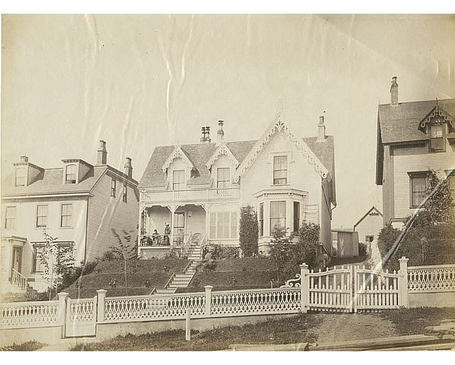 J.W. Allison House, Portland Street, Dartmouth, Nova Scotia