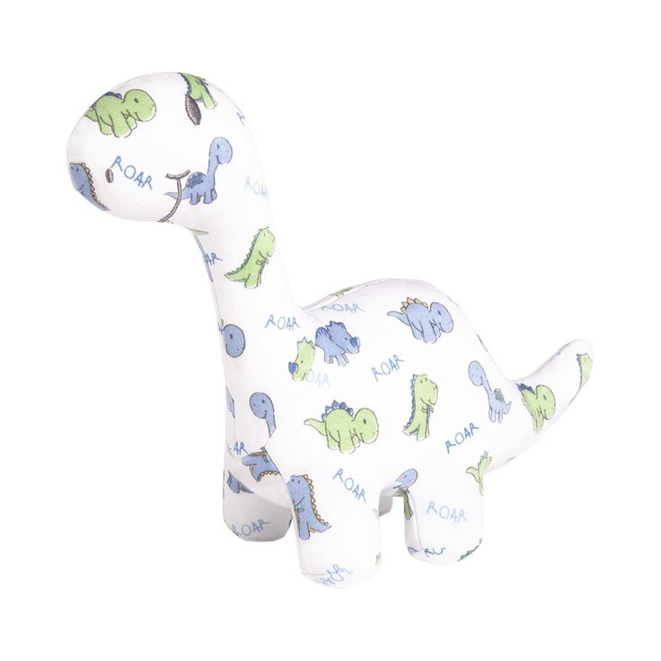 Petit Dino Plush Toy - Soft Toys & Comforters - Baby - Gifts & Toys