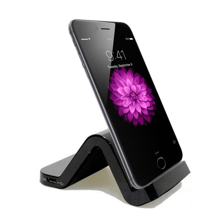 Dock de charge et synchonisation USB Lightning pour iPhone 6 iPhone 6 Plus iPhone 5s iPhone 5c