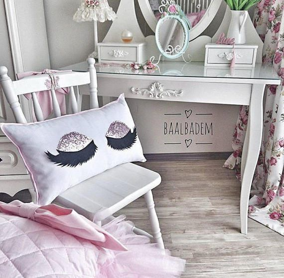 Pink Sequin Eyelash pillow case bridal shower Sleeping Beauty & 59 best bedroom images on Pinterest | Bible verse painting Home ... pillowsntoast.com