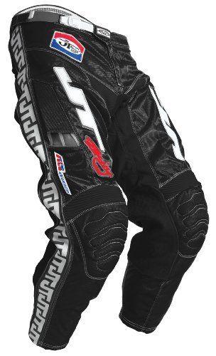 "JT Racing USA Dirt Bike MX Motocross Pants (Black/White, 36"") by JT Racing USA, http://www.amazon.ca/dp/B009IMSTD6/ref=cm_sw_r_pi_dp_o9istb0ZB728T"
