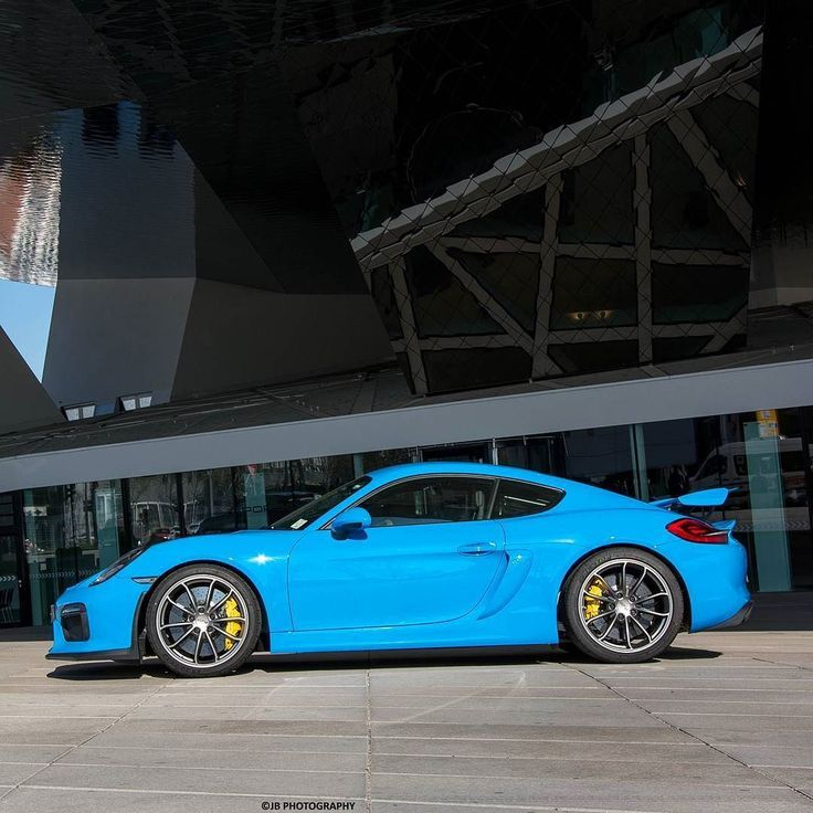 The GT4 Project — j.b_photography Mexico Blue #Porsche #Cayman #GT4...
