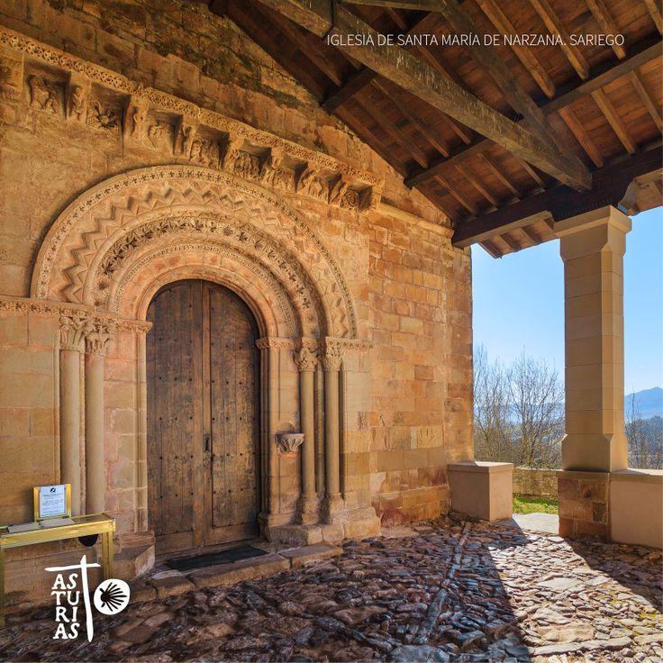 Sariego. Narzana, Asturias