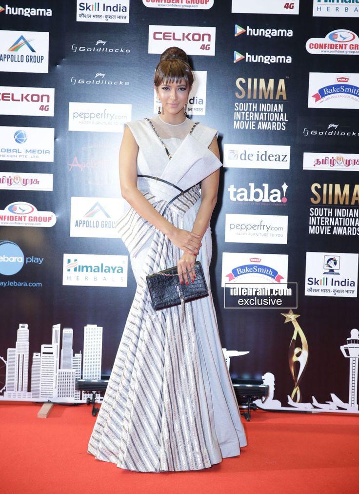 Lakshmi Manchu at South Indian International Movie Awards (SIIMA) 2016- Day 2 http://idlebrain.com/news/functions1/celebrities-siima20161/index.html