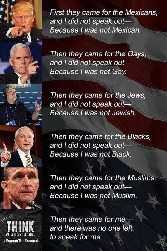 I AM gay, and I was so frightened, so angry, when Trump was elected. But what could I do? Nothing.