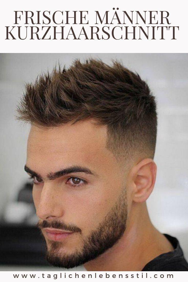 Frisuren Herren Kurz 12 in 12  Männer kurzhaarschnitt, Männer