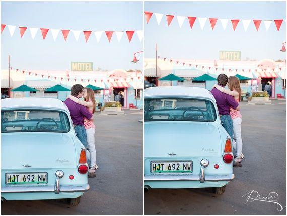 DJ + Corlene | Fun Pretville Engagement Session « South African wedding photographer based in Pretoria, Gauteng | D'amor Photography