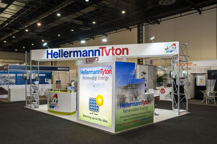 HellermannTyton at the 19th Annual Solar Show 2016.