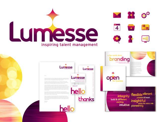 Lumesse Corporate Identity