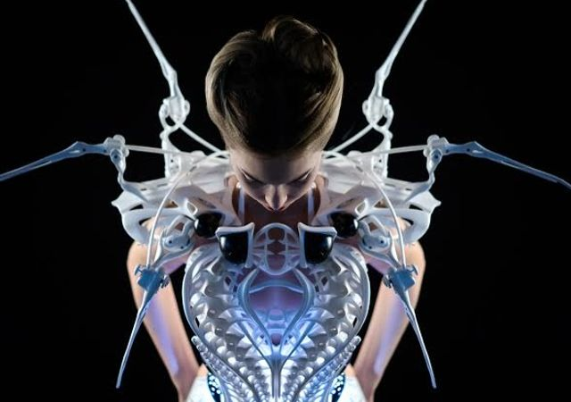 Coming in 2015: A Dress That Defends Itself | The Creators Project