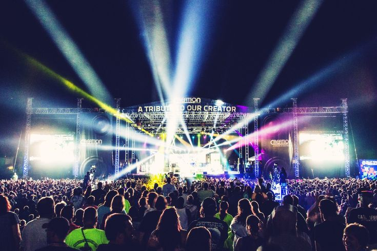 Creation Fest 2016: Your Guide to the Biggest Christian Music Festival in the U.S.A.