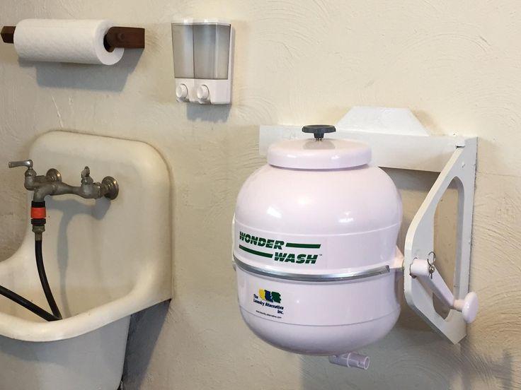 Amazon.com: The Laundry Alternative Wonderwash Non-electric Portable Compact Mini Washing Machine: Appliances