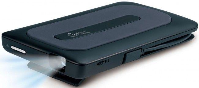 BV 180: un mini-proyector portátil para tus discos duros, smartphones y más - OhMyGeek!