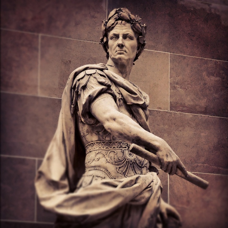 a characterization of iulius caesar the leader of the roman empire Free online library: all our lives upon ones lippes depend: caesar as a tyrant in william alexander's julius caesar(critical essay) by medieval and renaissance.