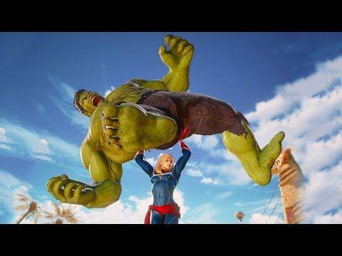 (181) Top 15 Best Fighting Games of 2017 - YouTube