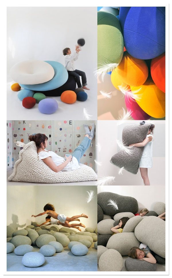 117 Best Images About Cojines Y Almohadas On Pinterest