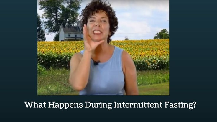 What Happens During Intermittent Fasting? / doctoronamission