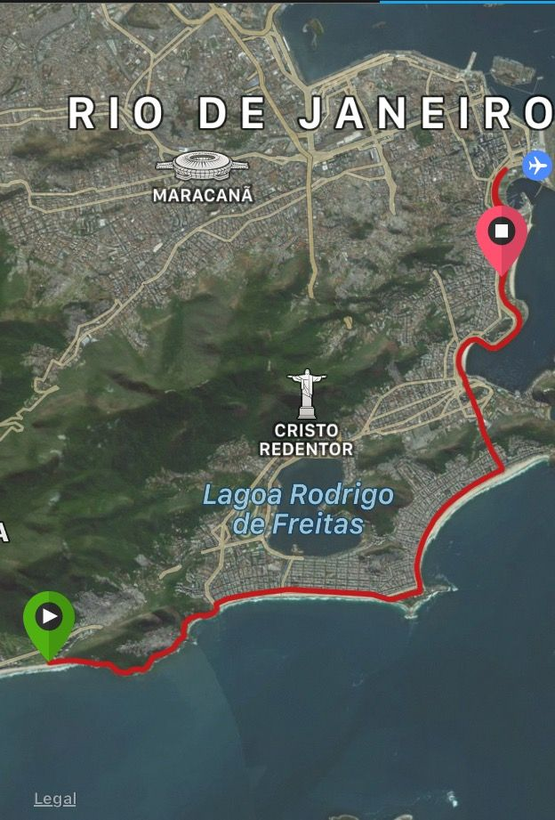 XX Meia Maratona Internacional do Rio de Janeiro 2016
