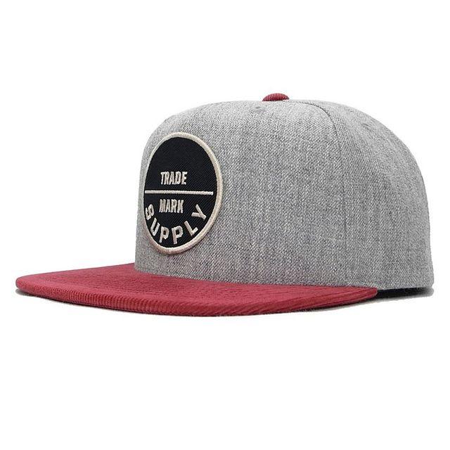 Caliente la venta de la marca Snapback hueso Snapback capsula hombres y mujeres gorra de béisbol hip hop sombreros gorras planas gorras deportivas gorra sombrero