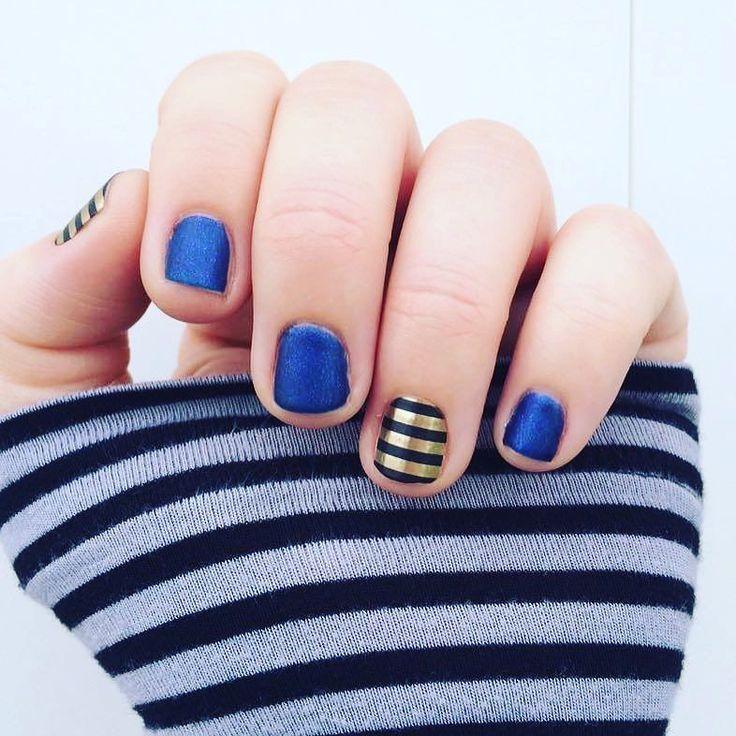 Go go #stripedmani #stripedmani #bluemani #frislay #fridaystyle