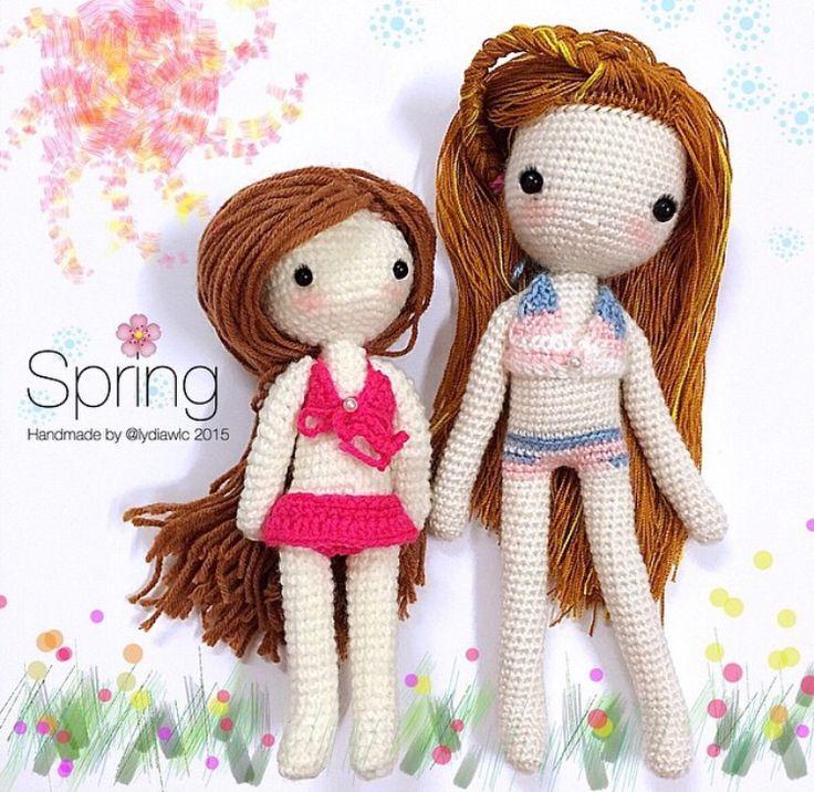 Amigurumi Face Ideas : 188 best images about Knit/Crochet Doll Faces on Pinterest ...