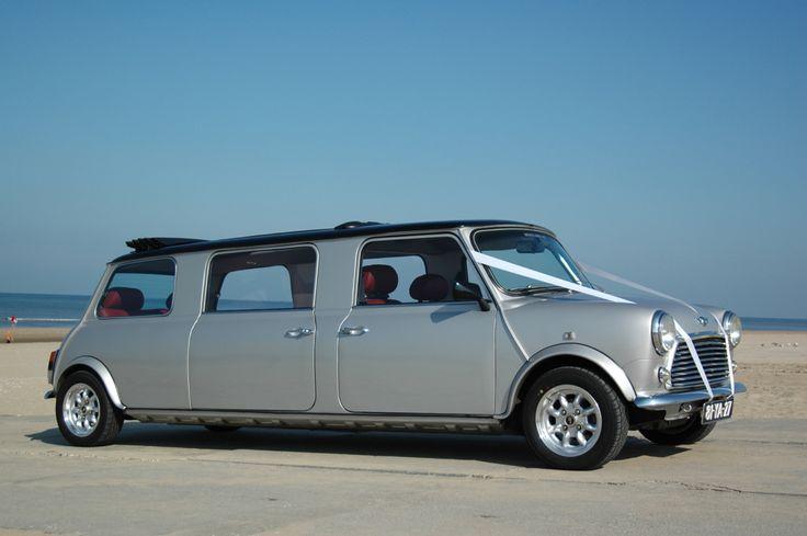 Mini limousine! #limousine #Weddingplanner #advies