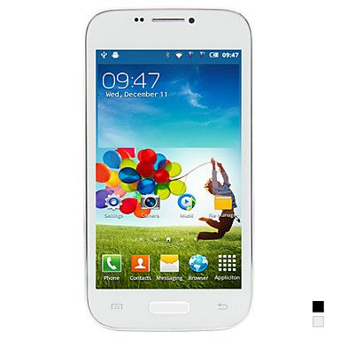 News4 Andorid 2.3 1.0GHz CPU per smartphone con 5,0 pollici touchscreen capacitivo (dual sim, wifi, macchina fotografica doppia) – EUR € 71.77