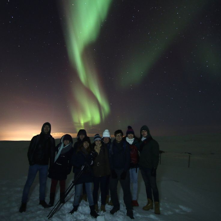 Time Tours Iceland   Northern Lights - Time Tours Iceland