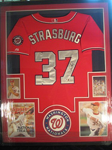 Stephen Strasburg Washington Nationals Bat