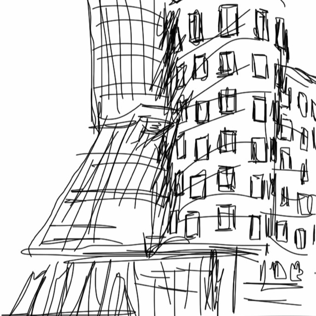 Ginger & Fred (the Dancing House)
