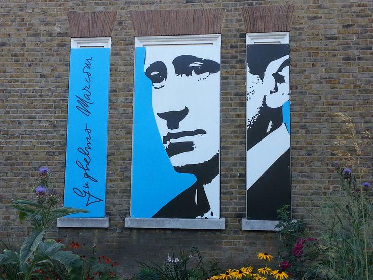 Guglielmo Marconi - The Father of Wireless #Marconi #Chelmsford #Essex