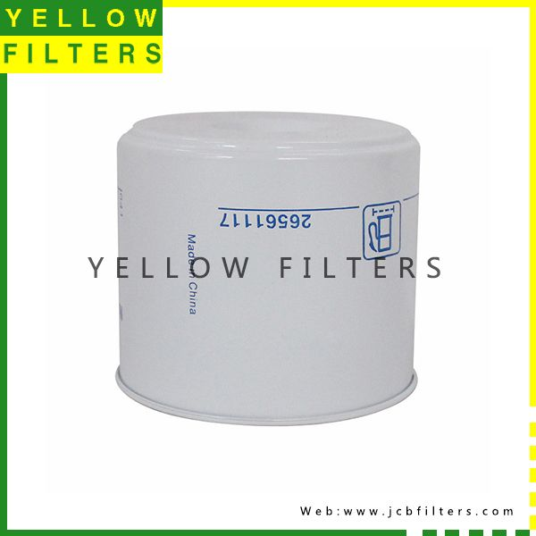 Perkins Fuel Filter 26561117 Filters Canning Yellow