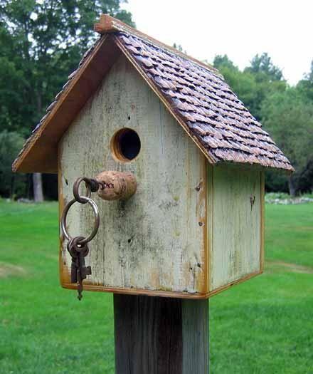 RecycledBirdhouse.com