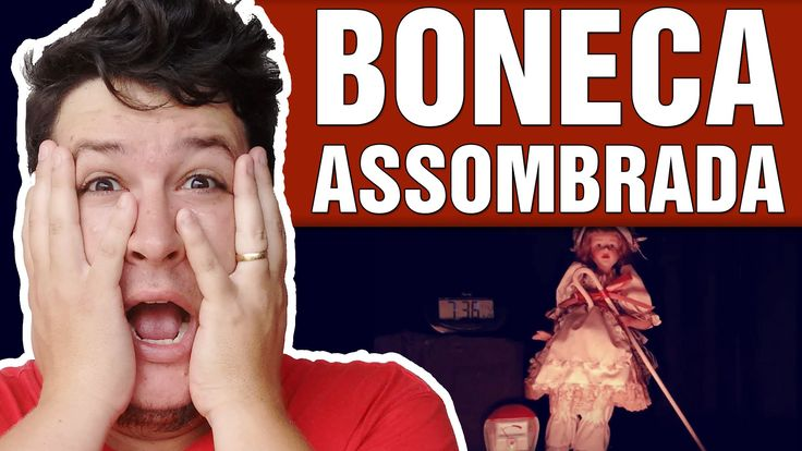 Boneca Assombrada Está Sendo Exibida Ao Vivo no Youtube! (#337 - Notícia...