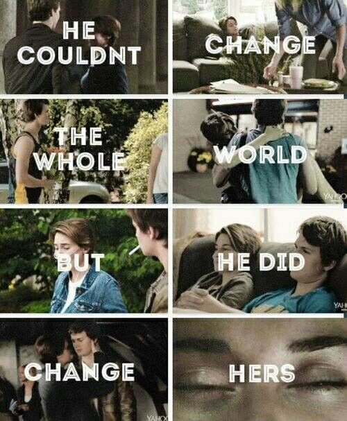 °•The Fault in our stars°•