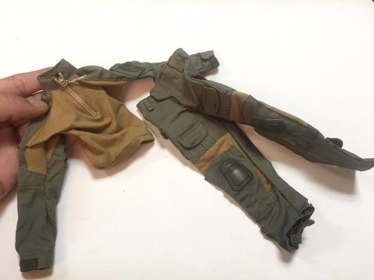 "1/6 Scale VeryHot FBI 2.0 Tactical uniforms for 12"" action figure #VeryHot"
