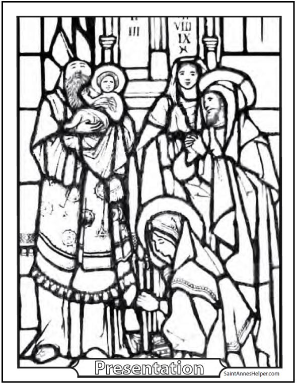 jesus coloring pages catholic church - photo#43