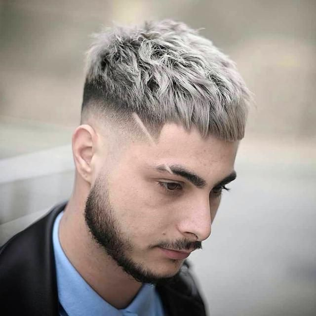 Men S Hair Styles Menshairstyles Men Hair Color Mens Haircuts Short Dyed Hair Men