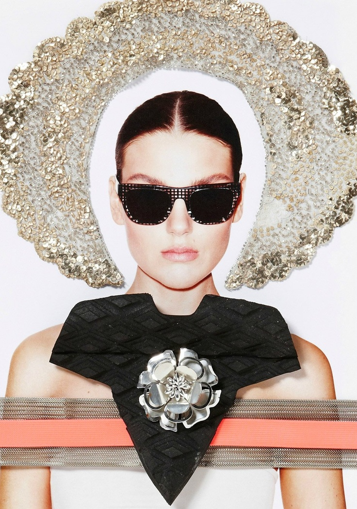 777e12accd5 Fashion pictures or video of sass   bide eyewear collection  in the fashion  photography channel  Advertising .