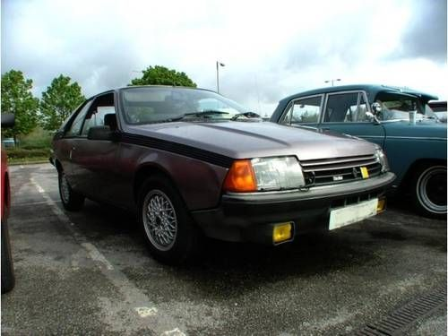 Renault Fuego Turbo (full T) For Sale (1984)